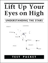 Lift Up Your Eyes on High: Understanding the Stars - Test Packet