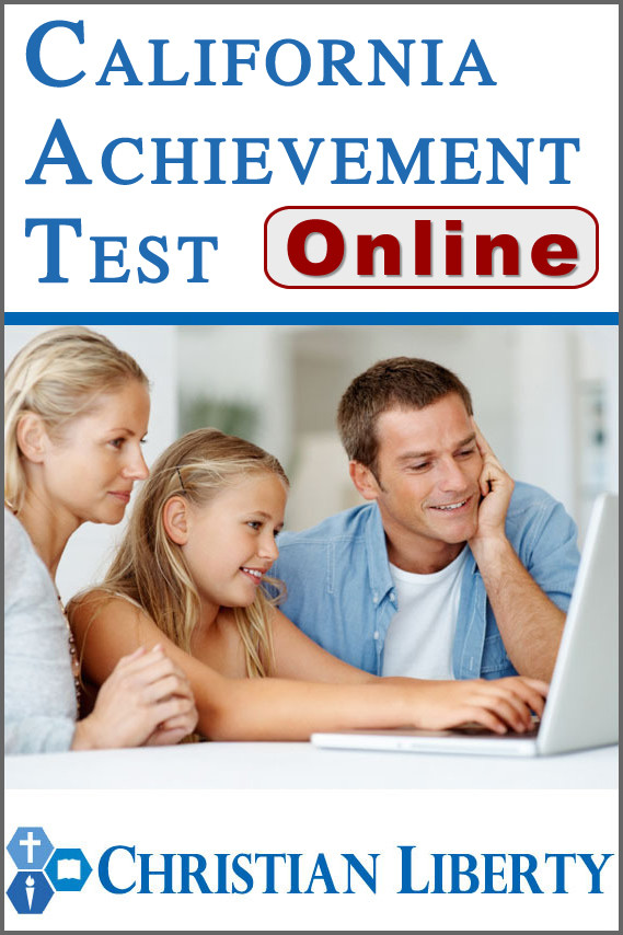 California Achievement Test (CAT) Online