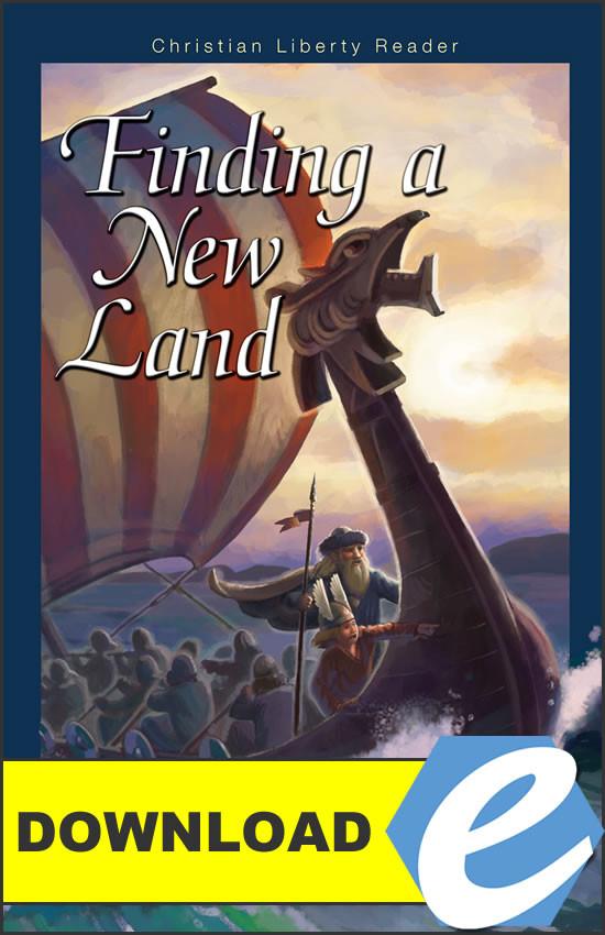 Finding A New Land Pdf Christian Liberty