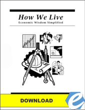How We Live - Test Packet - PDF