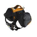 Kurgo Big Baxter Backpack 50-110lbs BLK/ORG K01584