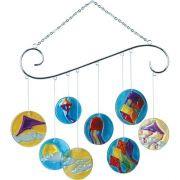 Glass Scrolls - Kites
