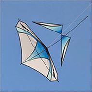 Zero G Glider Kite - Cerulean