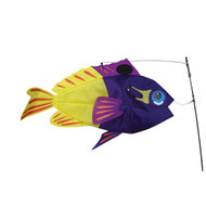 Swimming Fish - Fairy Basslet Fish Wind Spinner
