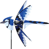 "Lawn Spinner (25"" Eastern Blue Jay)"