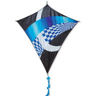 "65"" Borealis Sky-Shark Diamond Kite - Cool Tronic"