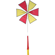 Red & Yellow Roto Kite
