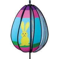 Bunny Egg Wind Spinner