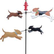 Lawn Spinner  (Carousel Spinner - Dogs)