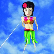 13' Hula Girl Kite