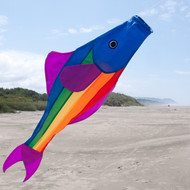 Rainbow Fishy Windsock