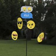 Lawn Spinner  (Carousel Spinner - Emoji)