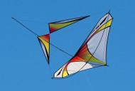 Zero G Glider Kite - Flame