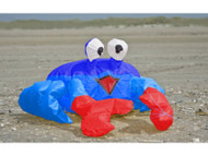 """Bouncing """"Billy The Crab""""  - Blue"""