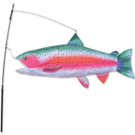 Swimming Fish - Rainbow Trout  Fish