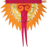 David Ti - Phoenix Orange Banner
