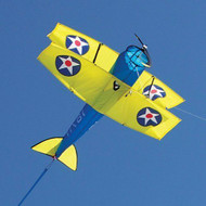 Stearman Biplane Kite