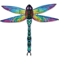 3-D Dragonfly Kite - Rainbow Glimmer