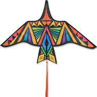 Thunderbird Kite -  5 Ft. Rainbow Geometric