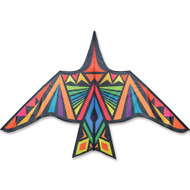 Thunderbird Kite - 11.5 Ft. Rainbow Geometric