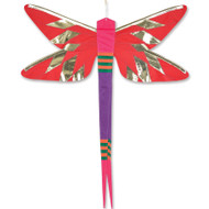 David Ti - Damsel Fly - Red