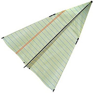 Paper Airplane Kite