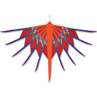 David Ti -  Phoenix Hanging Banner - Red