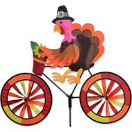 Biker Lawn Spinner - Turkey