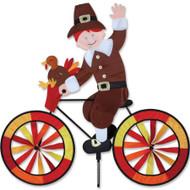 Biker Lawn Spinner - Pilgrim