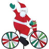 """20"""" Bike Spinner - Santa"""
