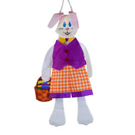 Benny Bunny 3D Windsock Friend