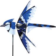 "Lawn Spinner (35"" Eastern Blue Jay)"