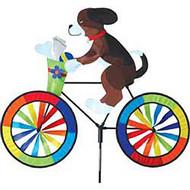 Biker Lawn Spinner - Puppy
