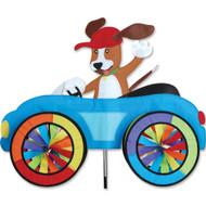 Car Lawn Spinner - Dog