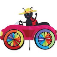 Car Lawn Spinner - Ladybug