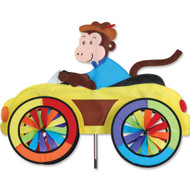 Car Lawn Spinner - Monkey