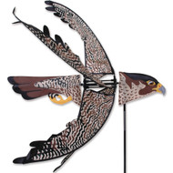 Lawn Spinner (Flying Peregrine Falcon)