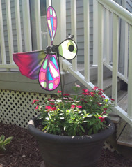 Lawn Spinner - Butterfly