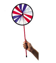 Mini USA Pinwheel