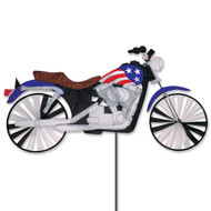 Vehicle - Patriotic Motorcycle