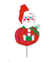 Santa Spinner