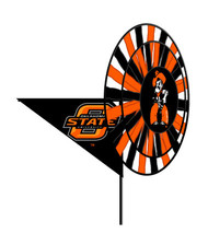 Oklahoma State Wind Spinner