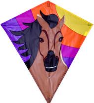 30 inch Diamond (Buckskin Pony)