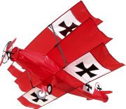 Red Baron Tri-plane