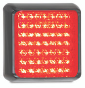 Active - 125RM - Stop / Tail Light Multi-volt Single Pack. AL Ultimate LED.