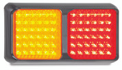 80BARM - Stop - Tail - Indicator Light Multi-volt Single Pack. AL Ultimate LED.