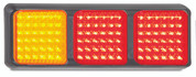 80BARRM - Stop - Tail - Indicator Light Multi-volt Single Pack. AL Ultimate LED