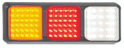 80BARWM - Stop - Tail - Indicator - Reverse Light Multi-volt Single Pack. AL Ultimate LED