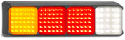 80BARRWM - Stop - Tail - Indicator - Reverse Light Multi-volt Single Pack. AL Ultimate LED