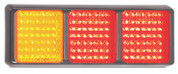100BARRM Stop - Tail - Indicator - Reverse Multi-volt 12-24v Single Pack. AL Ultimate LED